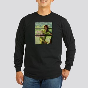 Micah 6:8 Long Sleeve Dark T-Shirt