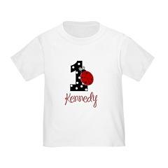 1 Ladybug KENNEDY - Custom T-Shirt