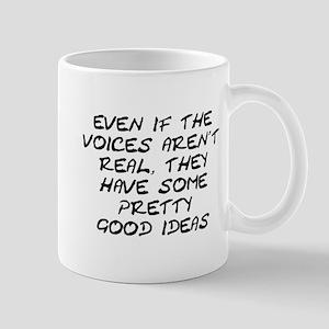 Voice have good ideas Mug