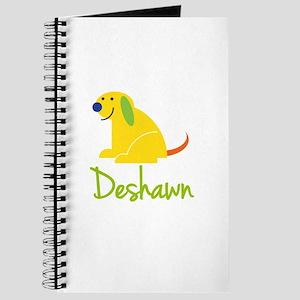 Deshawn Loves Puppies Journal