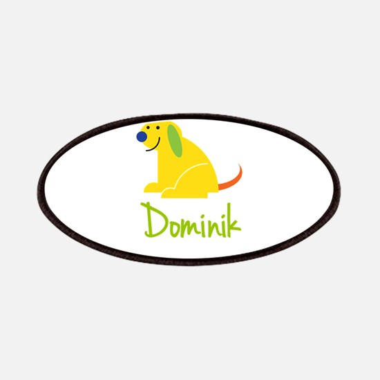 Dominik Loves Puppies Patches