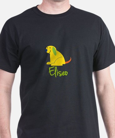 Eliseo Loves Puppies T-Shirt