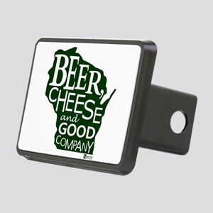 Beer, Chees & Good Company in Green Hitch Cover