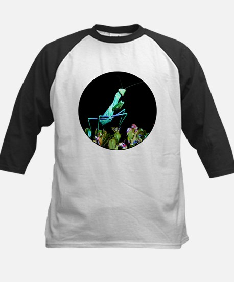 Helaine's Praying Mantis 2 Kids Baseball Jersey