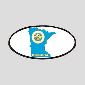Minnesota Flag Patches