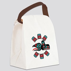 THIS THEY SHINE Canvas Lunch Bag