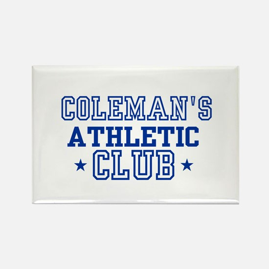 Coleman Rectangle Magnet