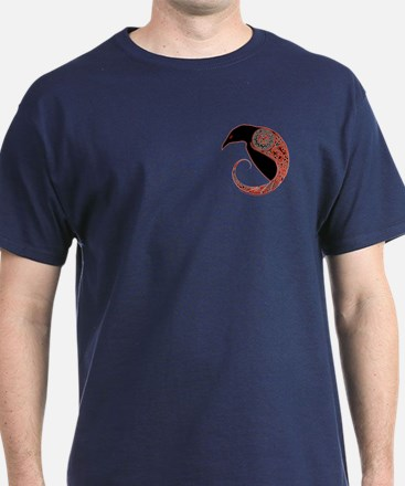 The Morrigan mini T-Shirt - Dark Colors