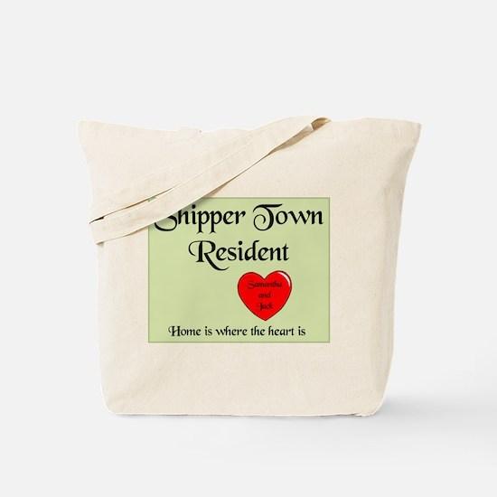 Shipper Town Tote Bag