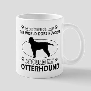 Otterhound dog funny designs Mug