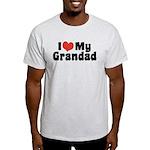 I Love My Grandad Light T-Shirt