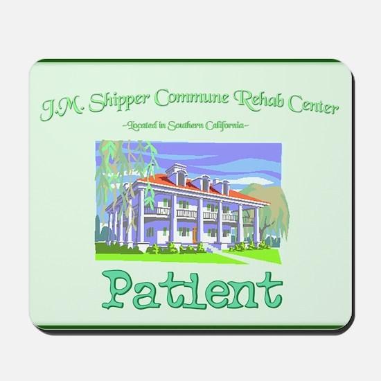 Shipper Commune Mousepad