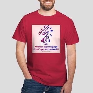 ASL Dark T-Shirt