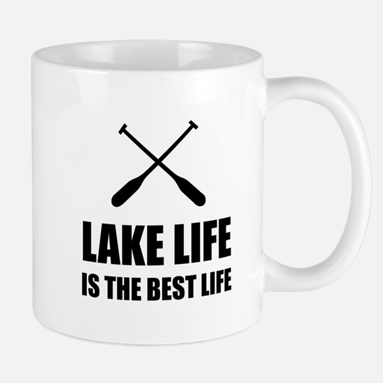 Lake Life Best Life Mugs