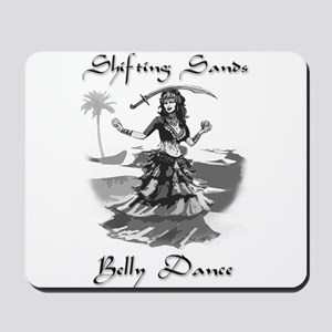 Shifting Sands Belly Dance Mousepad