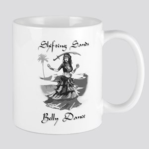 Shifting Sands Belly Dance Mug