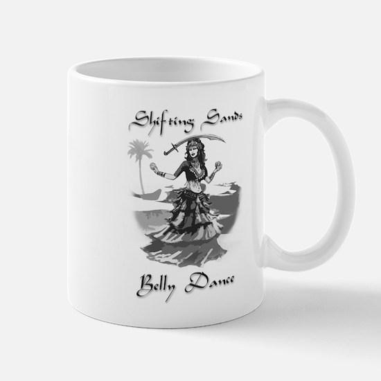 Shifting Sands Belly Dance Mug