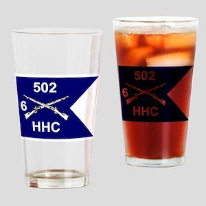 HHC/6/502 Guidon Drinking Glass