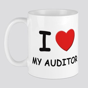 I love auditors Mug