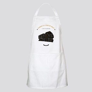 Cheese chart Apron