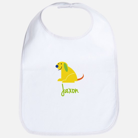 Jaxon Loves Puppies Bib