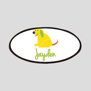 Jayden Loves Puppies Patches