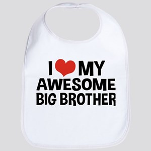 Awesome Big Brother Bib