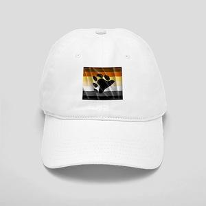 BEAR PRIDE FLAG Baseball Cap