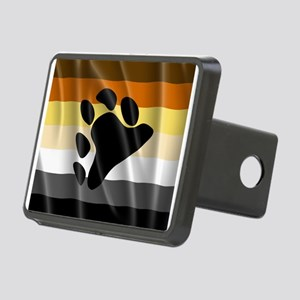 BEAR PRIDE FLAG Hitch Cover
