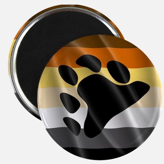 "BEAR PRIDE FLAG 2.25"" Magnet (10 pack)"