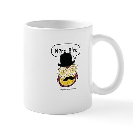 Nerd Bird Mug