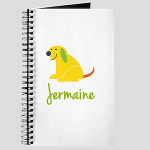 Jermaine Loves Puppies Journal
