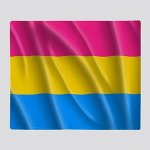 PANSEXUAL PRIDE Throw Blanket