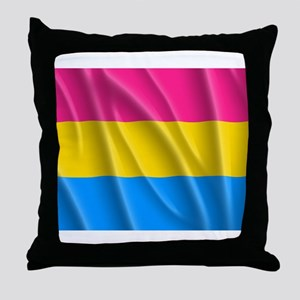 PANSEXUAL PRIDE Throw Pillow