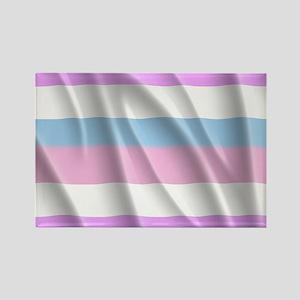 INTERSEX PRIDE FLAG Rectangle Magnet