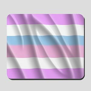 INTERSEX PRIDE FLAG Mousepad