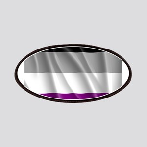 ASEXUAL PRIDE FLAG Patches