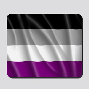 ASEXUAL PRIDE FLAG Mousepad