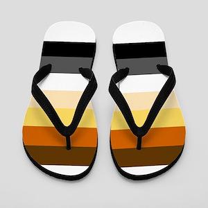 BEAR FLAG Flip Flops