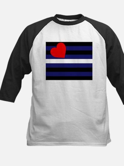 LEATHER FLAG Baseball Jersey