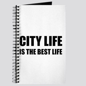 City Life Best Life Journal