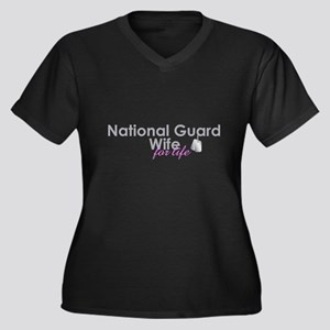 NG Wife for Life Plus Size T-Shirt