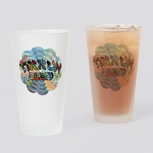 Tikkun Olam Drinking Glass