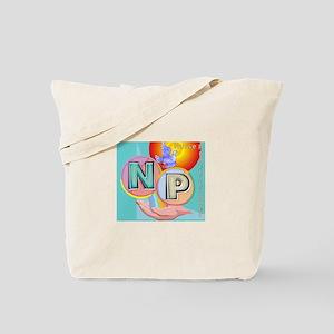 Nurse Pracitioner Rainbow Tote Bag