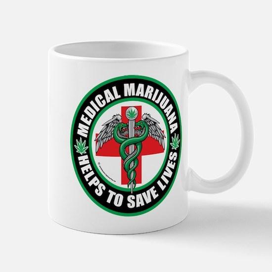 Medical Marijuana Helps Mug