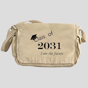 Born in 2013/Class of 2031 Messenger Bag