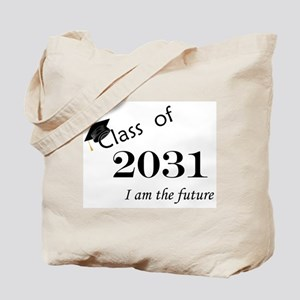 Born in 2013/Class of 2031 Tote Bag