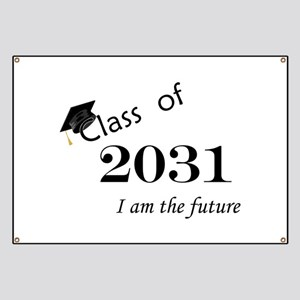 Born in 2013/Class of 2031 Banner
