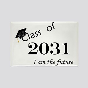 Born in 2013/Class of 2031 Rectangle Magnet