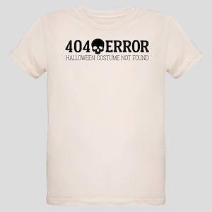 404 Error Halloween Costume N Organic Kids T-Shirt